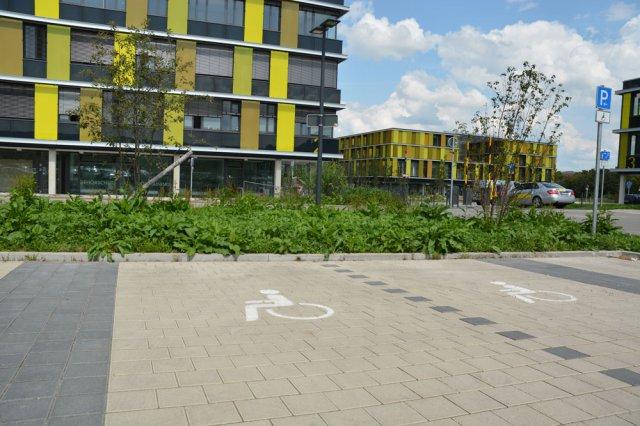 rems murr kliniken in winnenden gestalten parkplatz nach besonderen kriterien. Black Bedroom Furniture Sets. Home Design Ideas